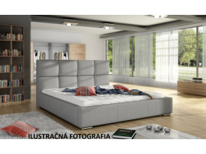 Moderna calunena manzelska postel STELLA latka inari 100