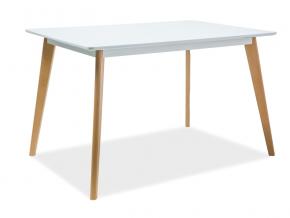 moderny biely jedalensky stol DECLAN I