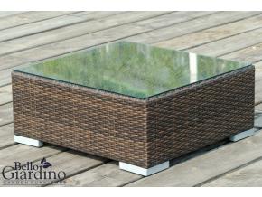 Záhradný ratanový stôl SM001