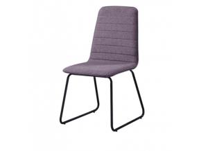danuta jedálenská stolička fialová