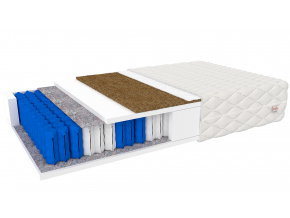 kvalitny vysoky matrac FAMILY MAX 3D rozne velkosti dva druhy tvrdosti
