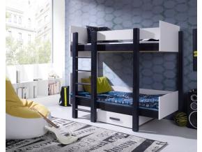 Detská poschodová posteľ Nestor