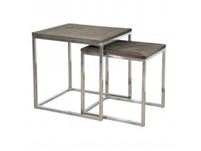 luxusny ocelovy konferencny stolik GLAMOUR GL1538 39