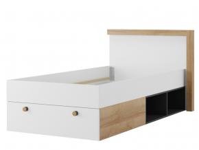 Detská posteľ s úložným priestorom RIVA 50 3