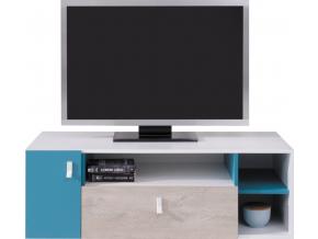 TV stolík Planet pl10 biela