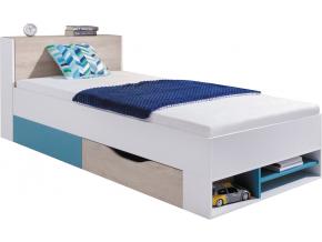Detská posteľ Planet pl14 biela