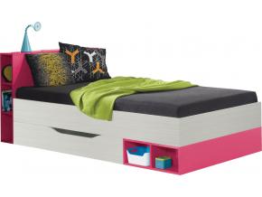 Detská posteľ Komi KM17 L/P