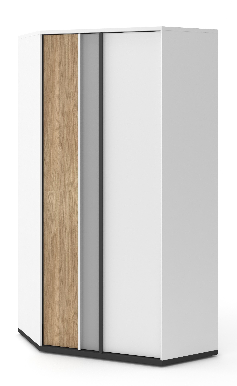 Dig-net nábytok Rohová šatníková skriňa Imola IM-01