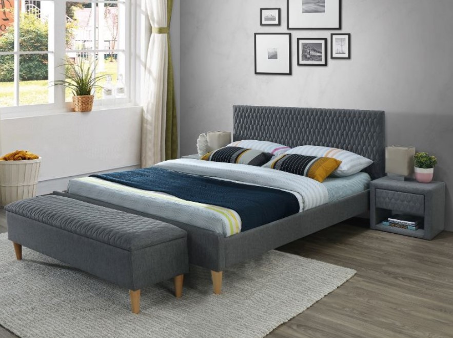 Signal Manželská posteľ Azurro 160x200