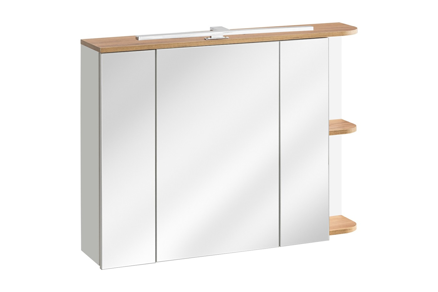 ArtCom Kúpeľňová zostava PLATINUM Platinum: zrkadlová skrinka 840 | 94 x 20 x 72 cm