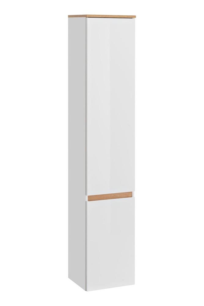 ArtCom Kúpeľňová zostava PLATINUM Platinum: skrinka vysoká 800   35 x 30 x 176 cm
