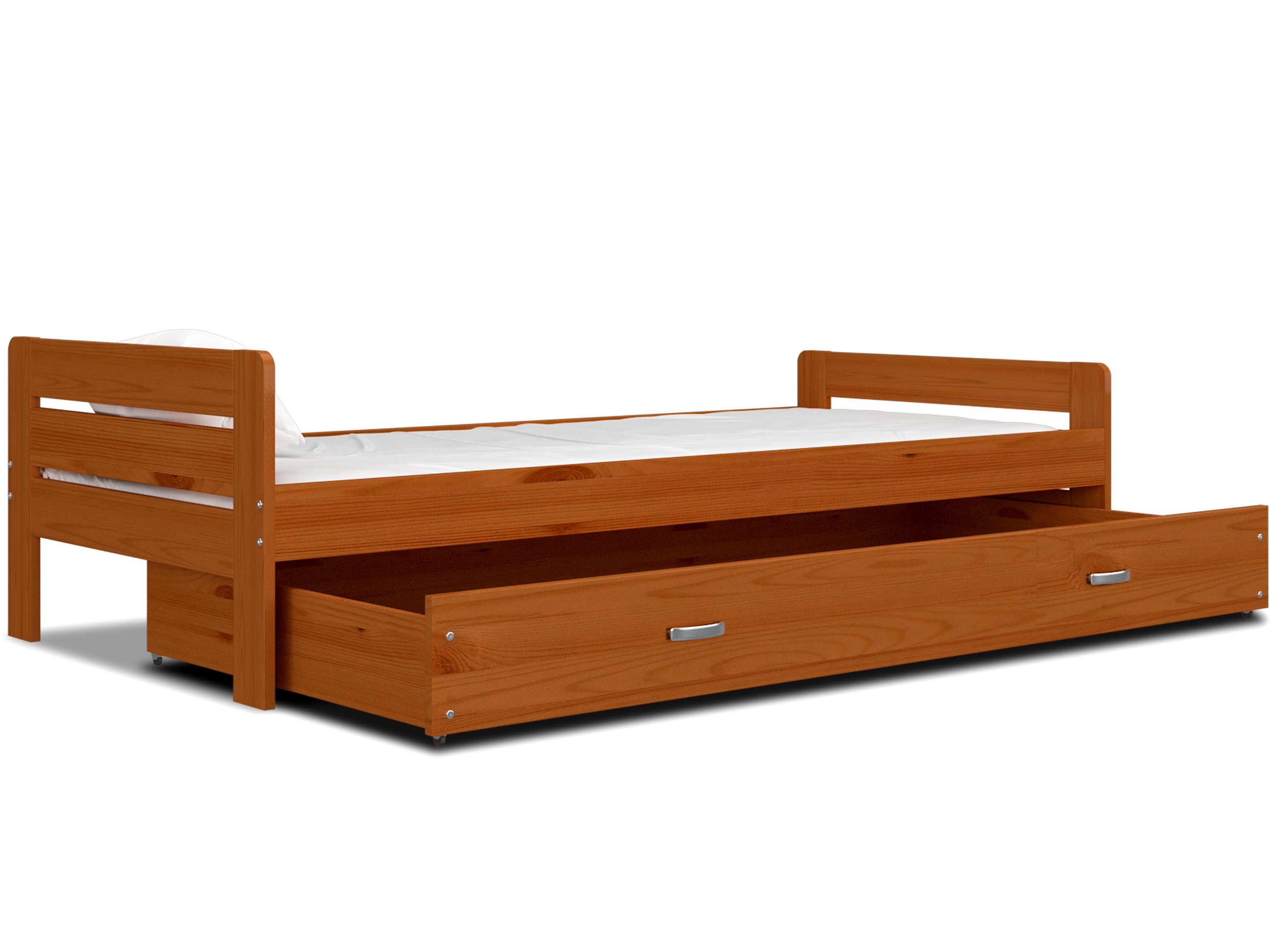 ArtAJ Detská posteľ BARTEK Farba: Jelša - drevo