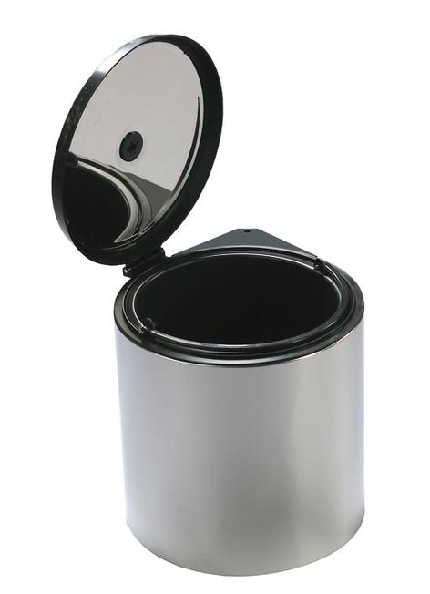 ArtExt Odpadkový kôš Paprika Inox