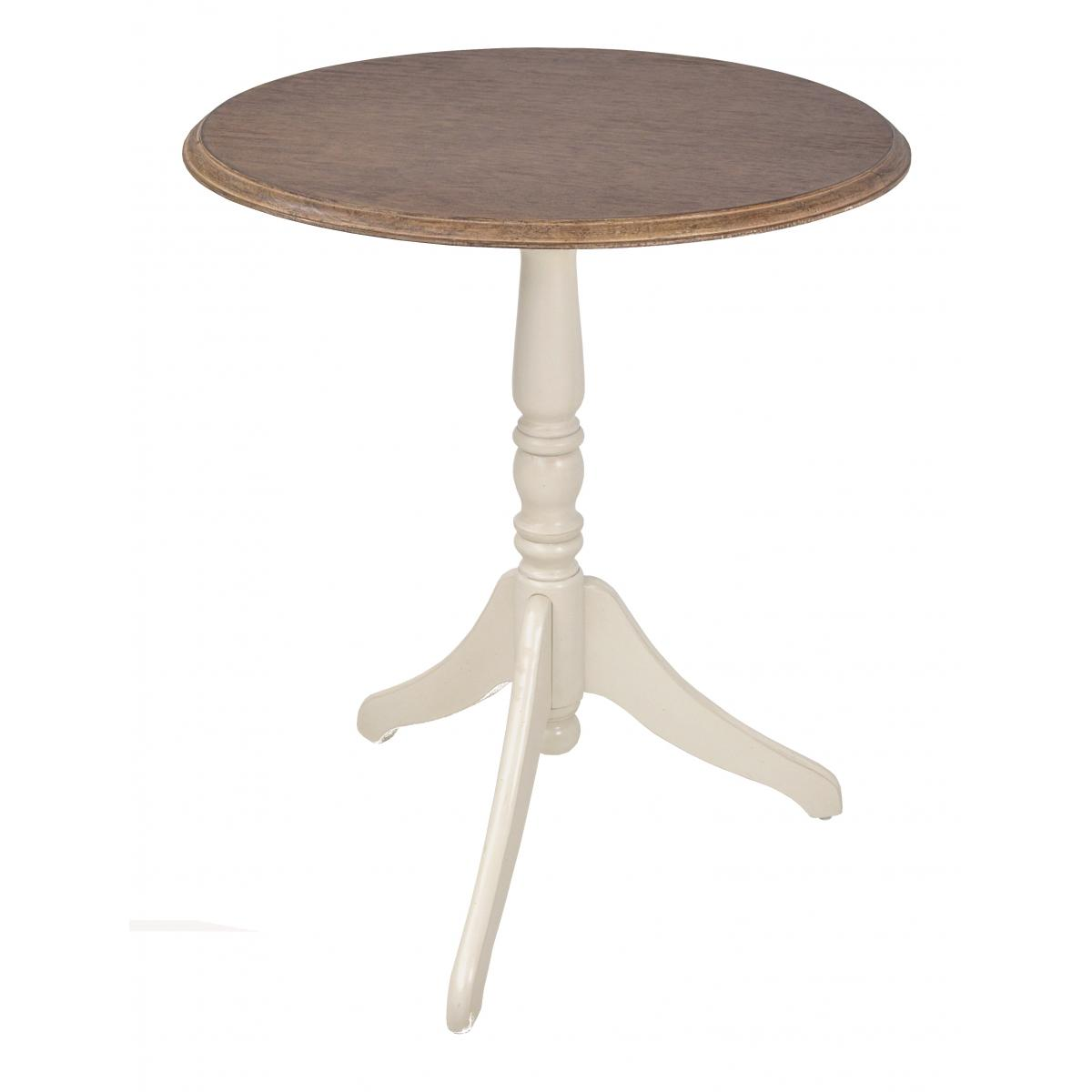 Livin Hill Okrúhly jedálenský stôl LIMENA LI828