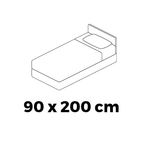 ArtAJ Matrac FAMILY MAX 3D - varianty Prevedenie: 90 x 200 cm