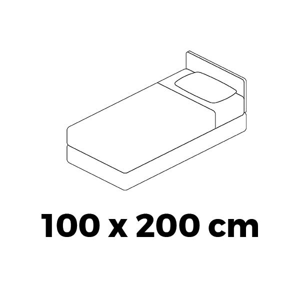 ArtAJ Matrac FAMILY MAX 3D - varianty Prevedenie: 100x200 cm