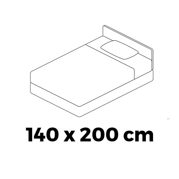 ArtAJ Matrac FAMILY MAX 3D - varianty Prevedenie: 140 x 200 cm