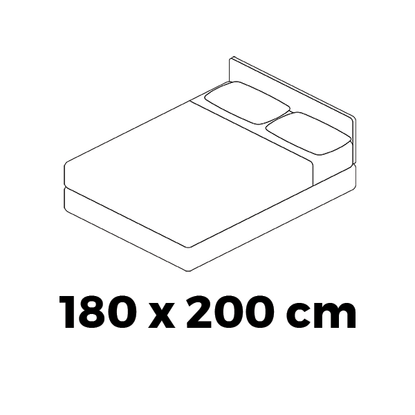 ArtAJ Matrac FAMILY MAX 3D - varianty Prevedenie: 180 x 200 cm