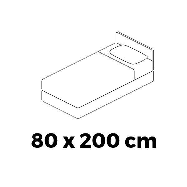 ArtAJ Matrac FAMILY MAX 3D - varianty Prevedenie: 80 x 200 cm