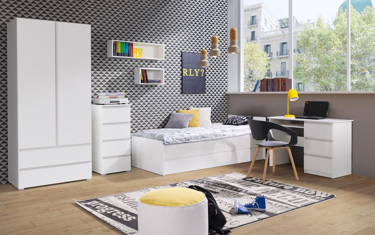 ArtMadex Detská izba Cosmo Farba: Biela