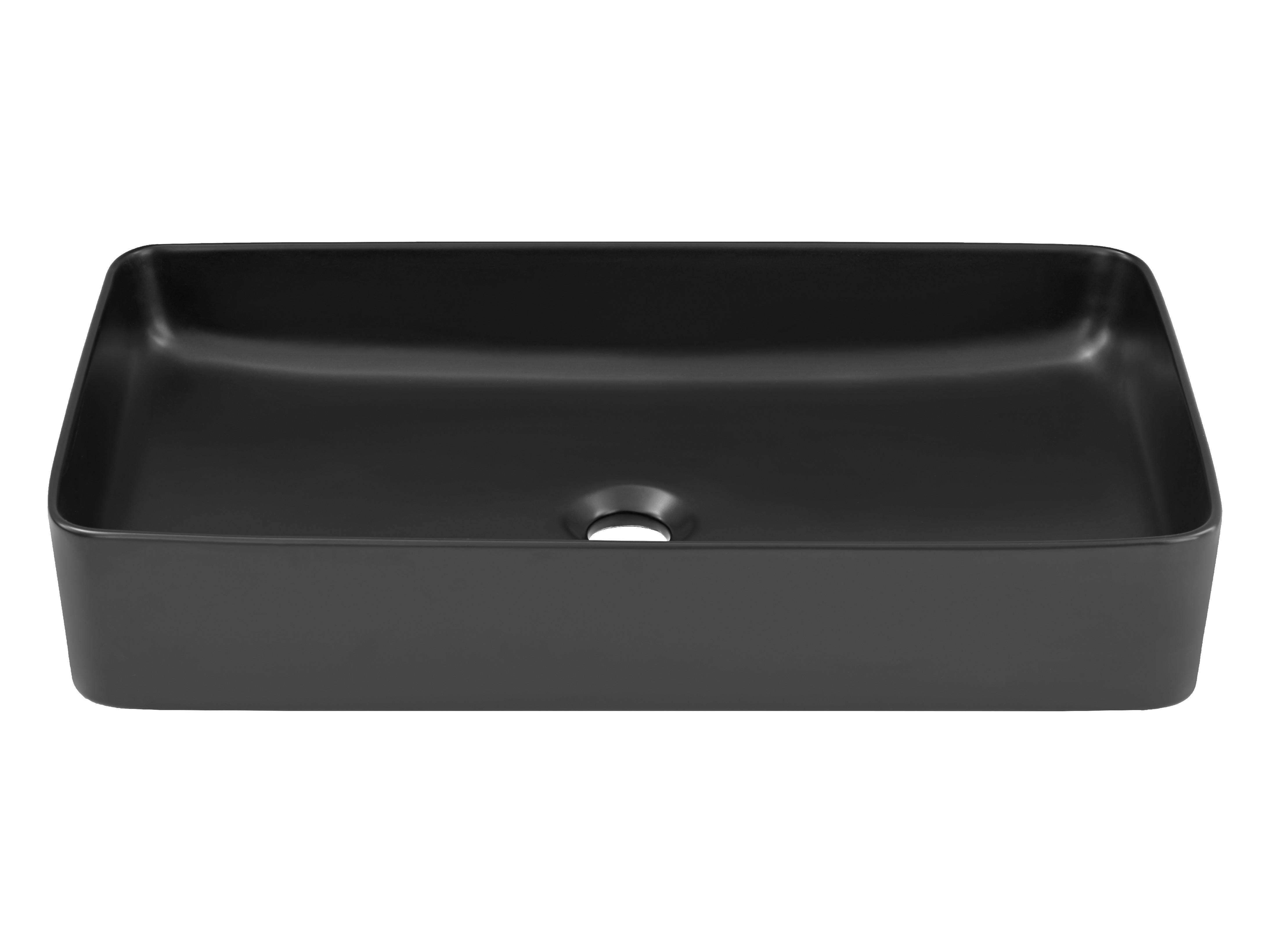 ArtCom Kúpeľňová zostava Manhattan Manhattan: Umývadlo Slim 2 / E-6275 - čierne