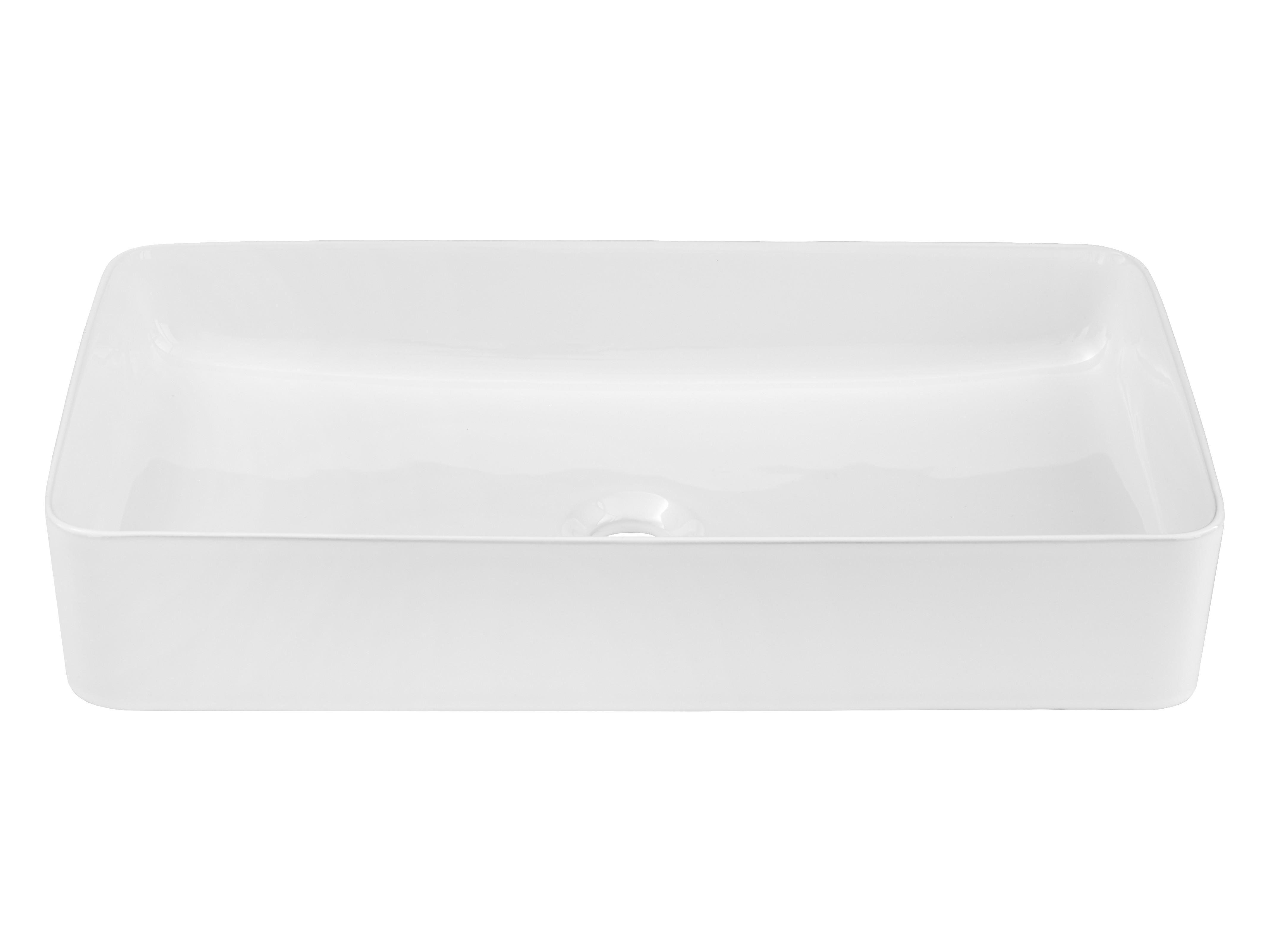 ArtCom Kúpeľňová zostava Manhattan Manhattan: Umývadlo Slim 2 / E-6275 - biele