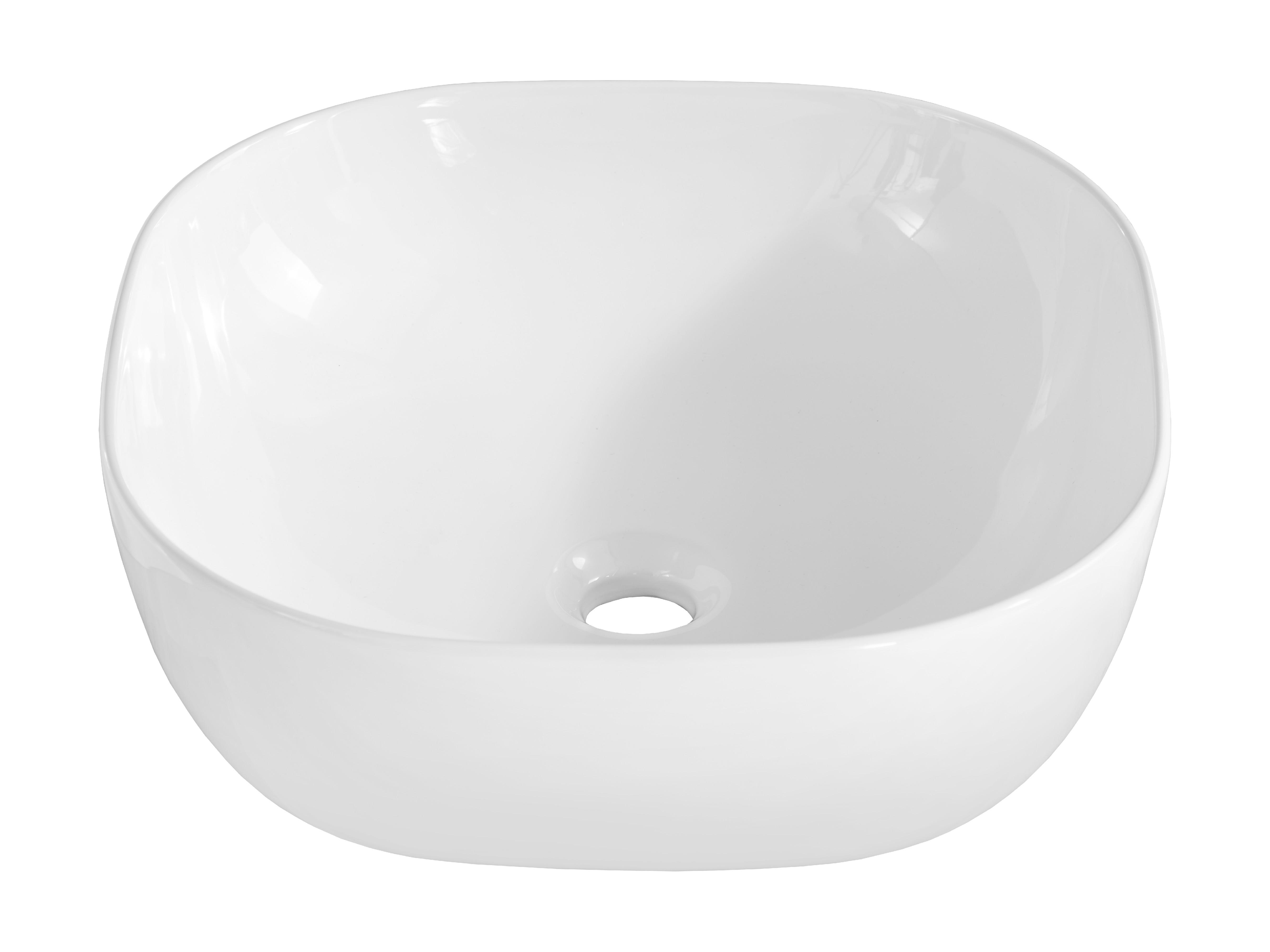 ArtCom Kúpeľňová zostava Capri | biela Capri | biela: Umývadlo UM 6252