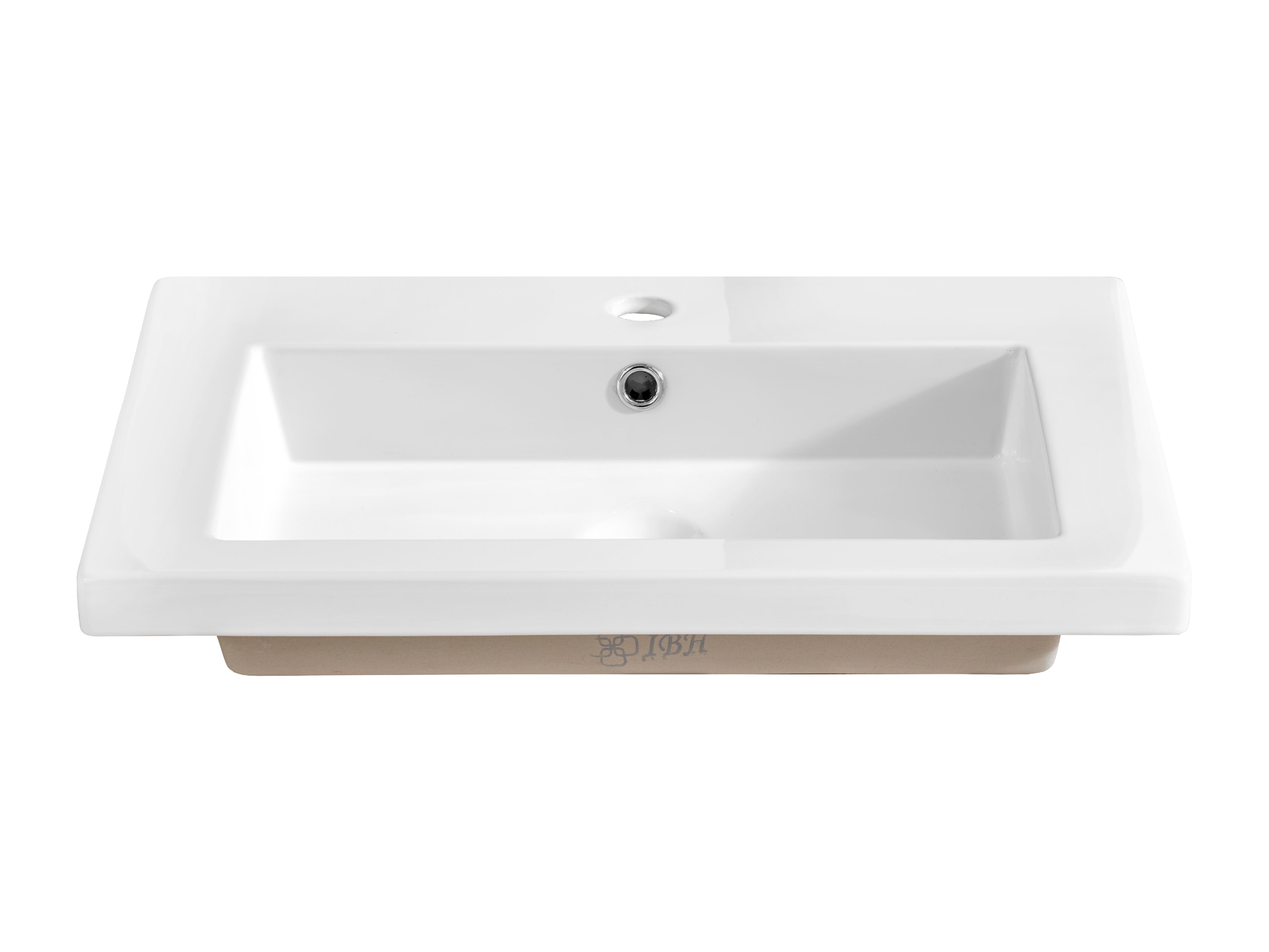 ArtCom Kúpeľňová zostava Capri   biela Capri   biela: Umývadlo Spirit 60 cm