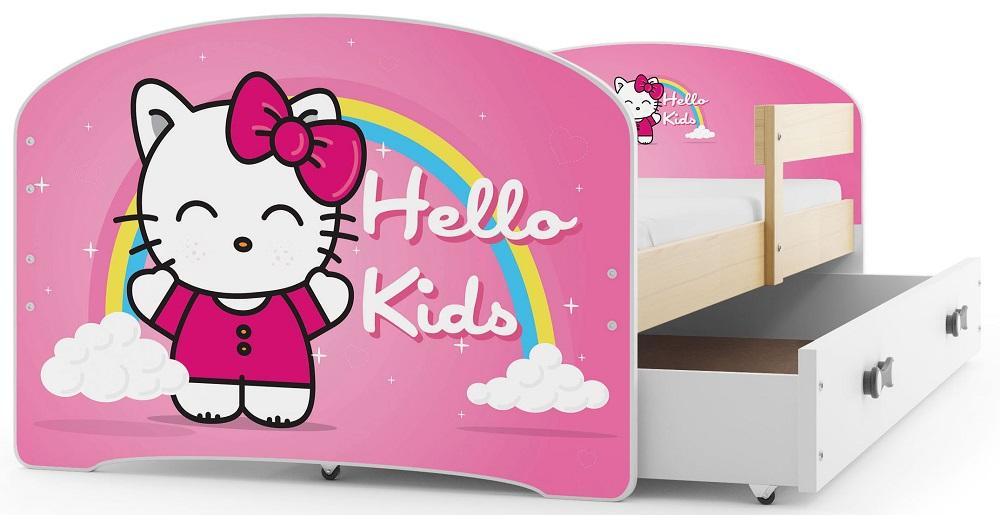 BMS Detská obrázková izba Luki /borovica Obrázok: Hello Kids