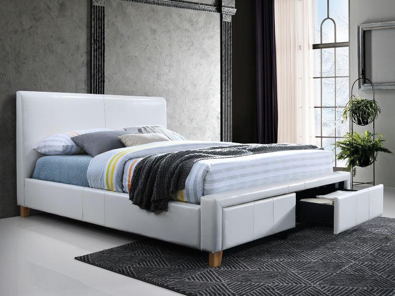 Manželská posteľ NEAPOLI 160x200
