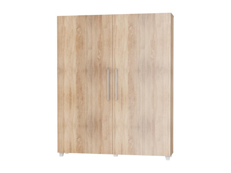 WIP Moderná sklápacia posteľ TEDDY 160 Farba: dub sonoma svetlý