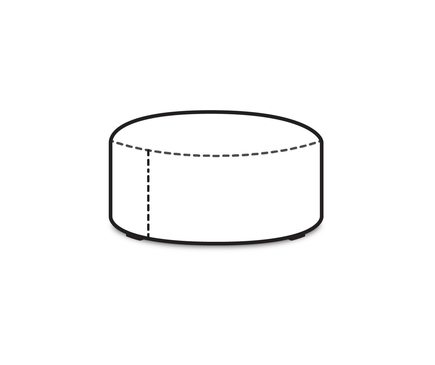ArtPP Taburetka Dot Mini - PPY-98 Prevedenie: 1. cenová skupina látok