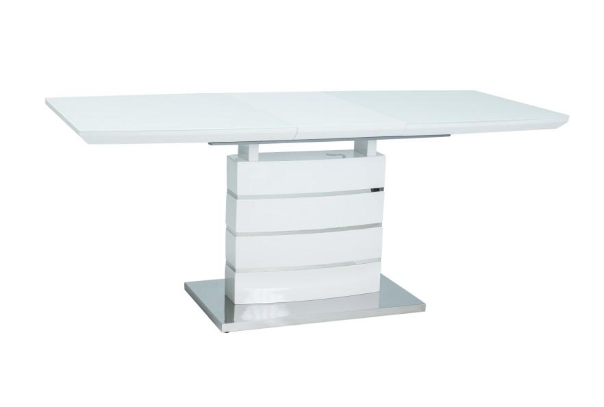 Signal Rozkladací jedálenský stôl Leonardo Prevedenie: 140 (180) x 80 cm