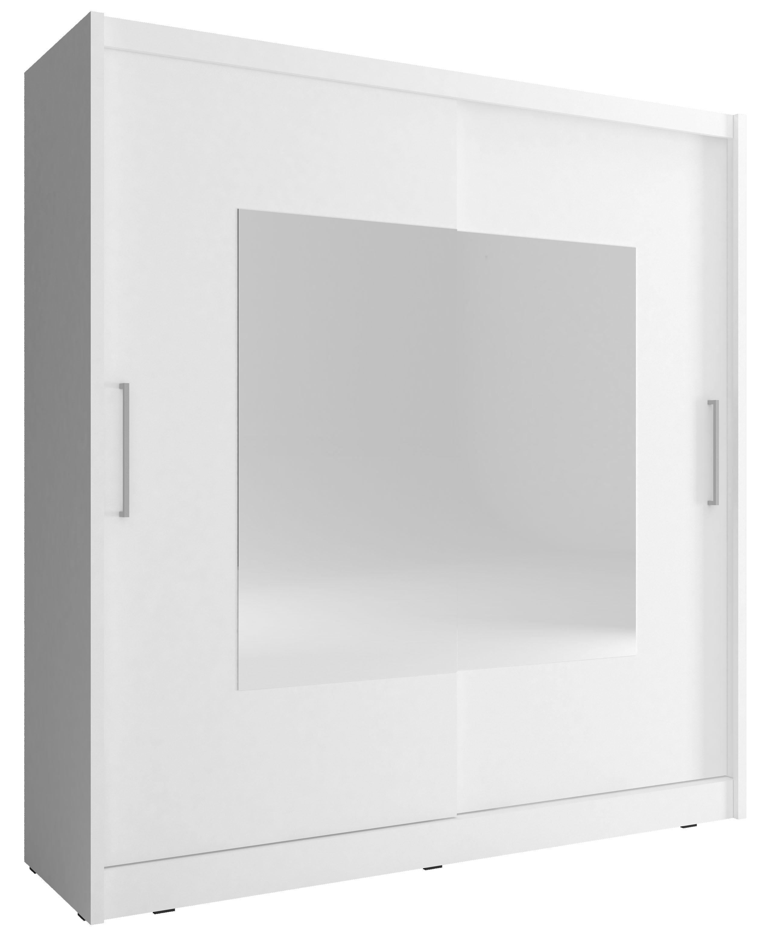 Piaski Šatníková skriňa WIKI IX 200 Farba: Biela
