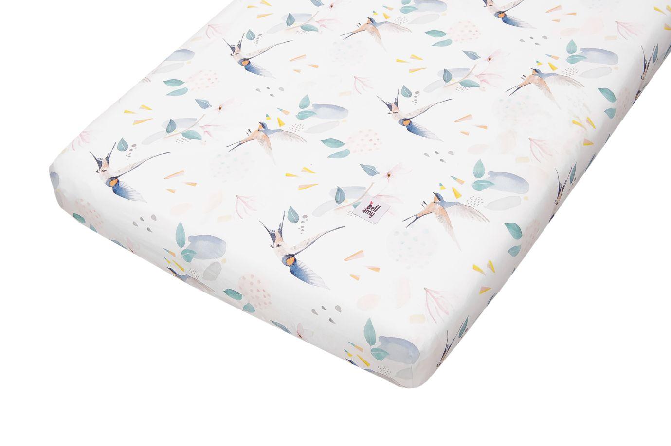 ArtBel Prestieradlo na detskú posteľ FLY Prevedenie: L - 80 x 160 cm