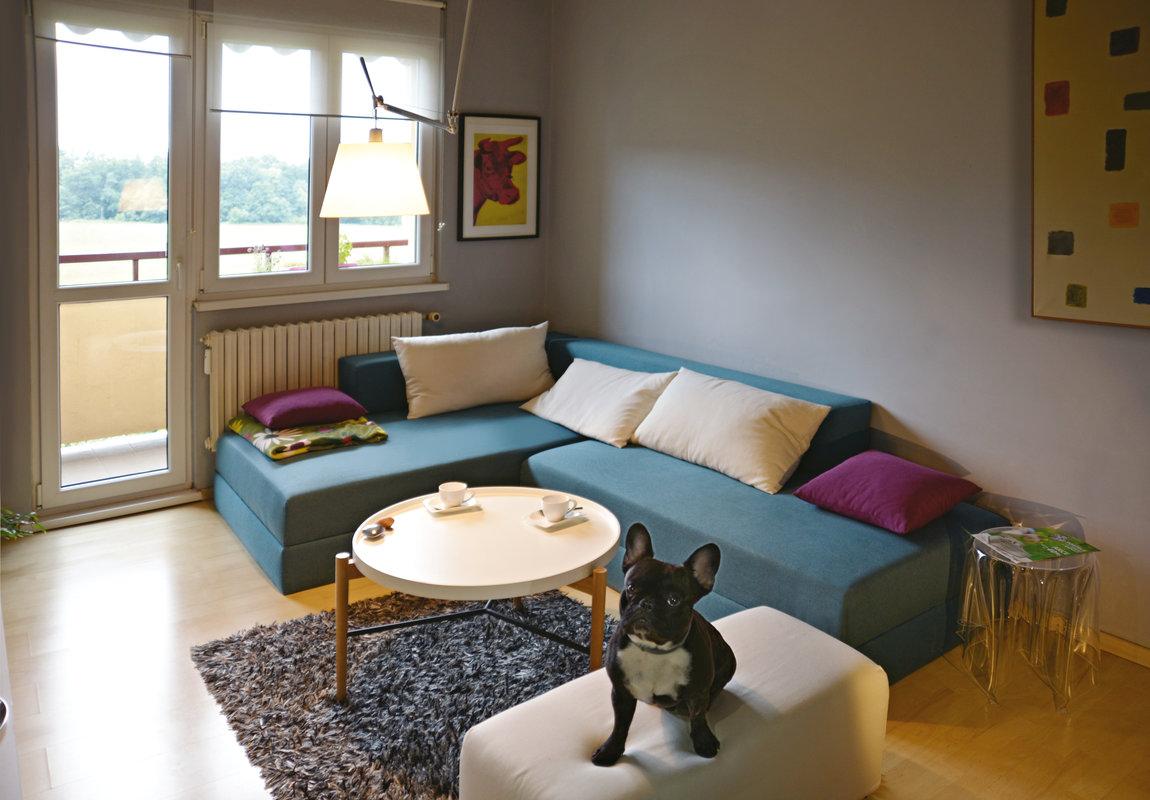 New Design Sedacia súprava / posteľ Dolce Rozmer.: 80 x 80 cm