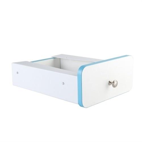 Zásuvka FUNDESK Farba: Modrá