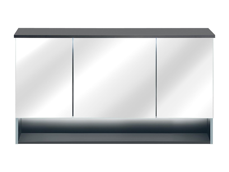 ArtCom Kúpeľňová zostava BAHAMA / mint Bahama: zrkadlová skrinka 843 -120 cm | 70 x 120 x 20 cm