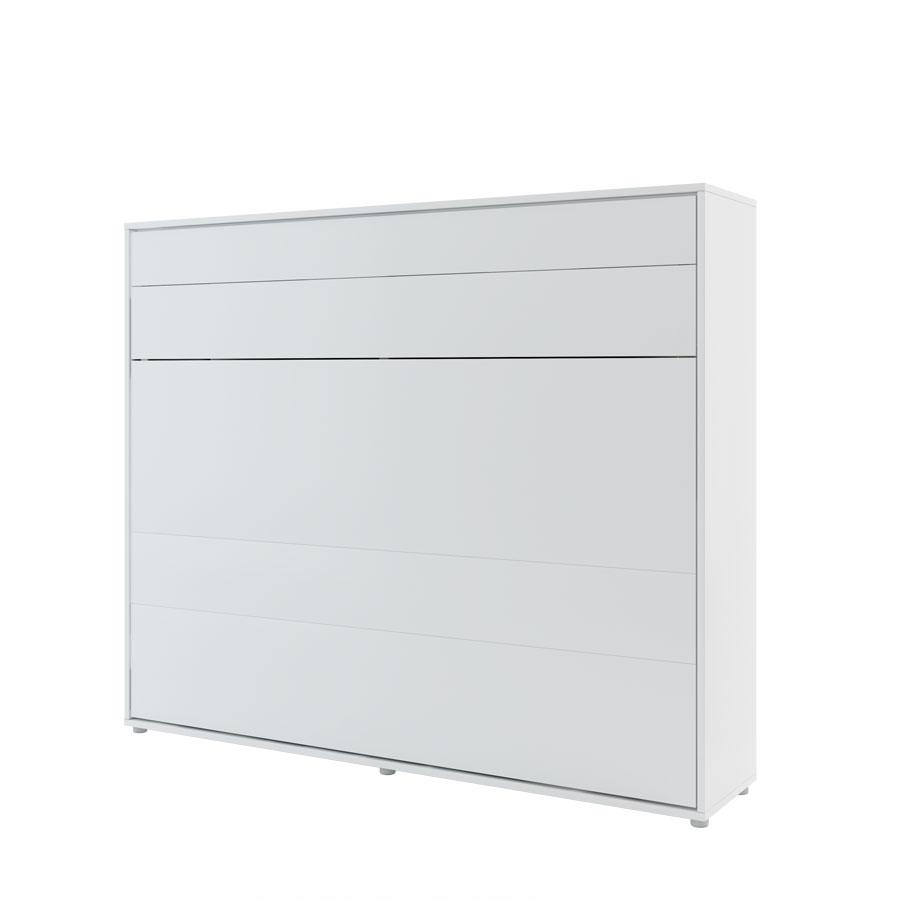 Dig-net nábytok Sklápacia posteľ BED CONCEPT BC-14 Farba: Biela