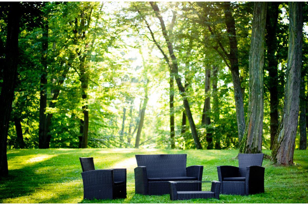 Bello G Záhradný ratanový set UNICO Prevedenie: Záhradný set