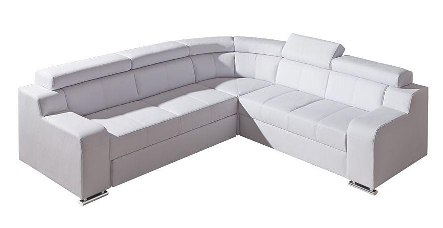 Dolmar Rohová sedacia súprava Oskar Oskar: Rohová sedačka s plným ukončením Oskar 1, SSO3 pravá / 273 x 243 x 86 cm