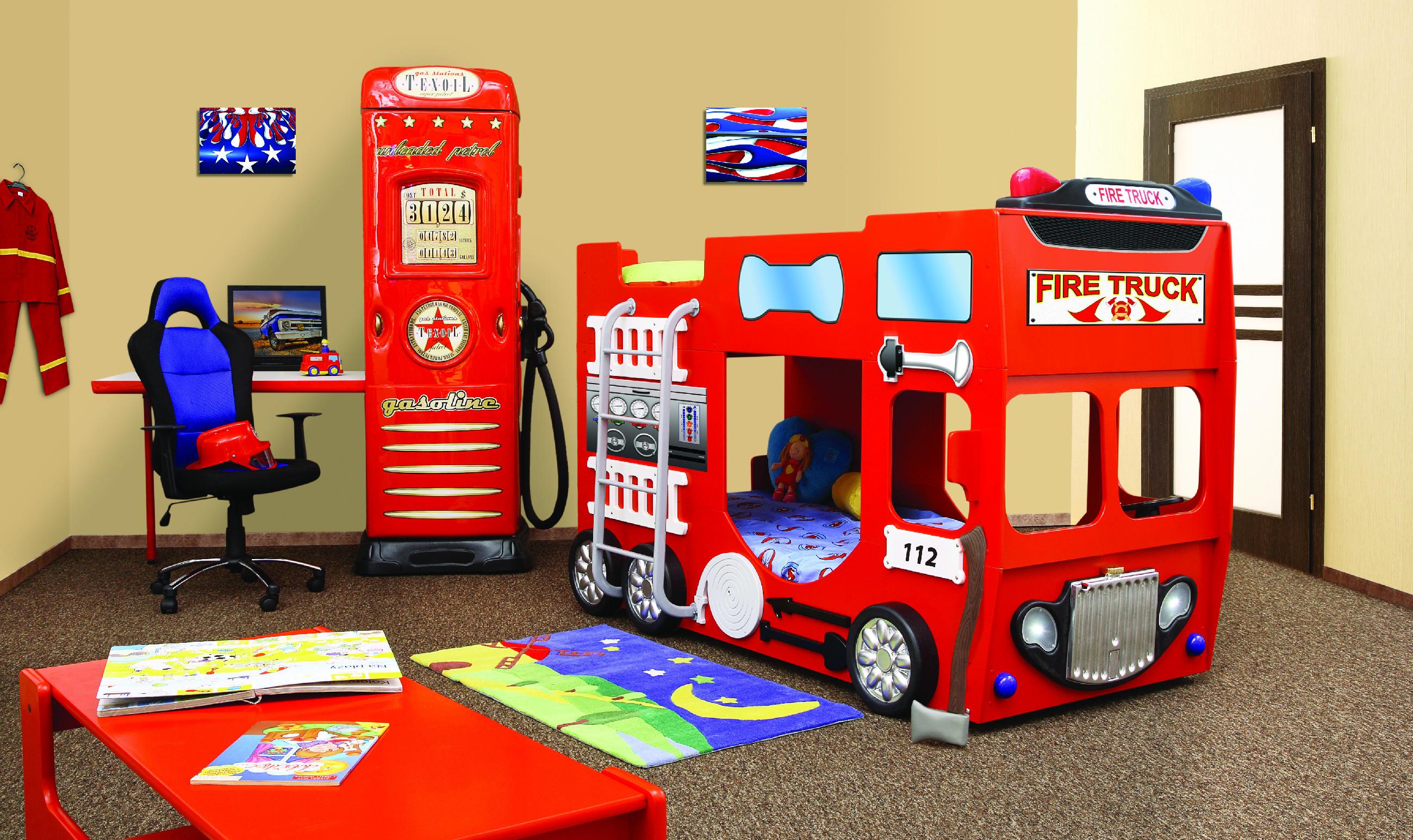artplast-detska-poschodova-postel-hasici