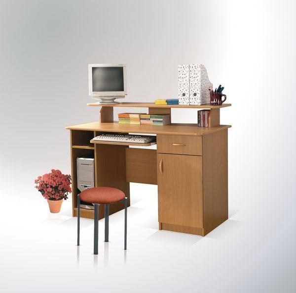 ArtMadex Písací stolík Max Max: Písací stolík Max buk