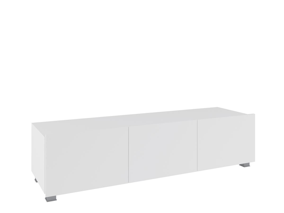 ArtElb TV skrinka 150 CALABRINI Farba: Biela / biely lesk