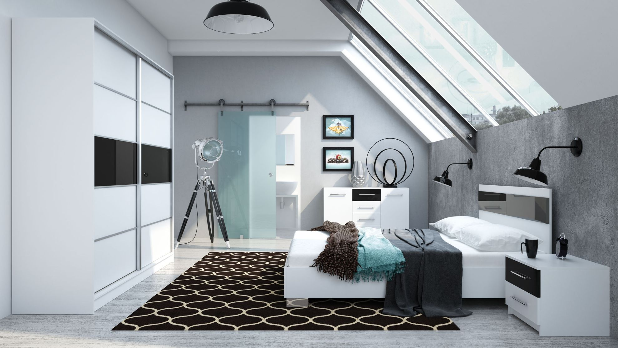 ArtStol Spálňa Dubaj