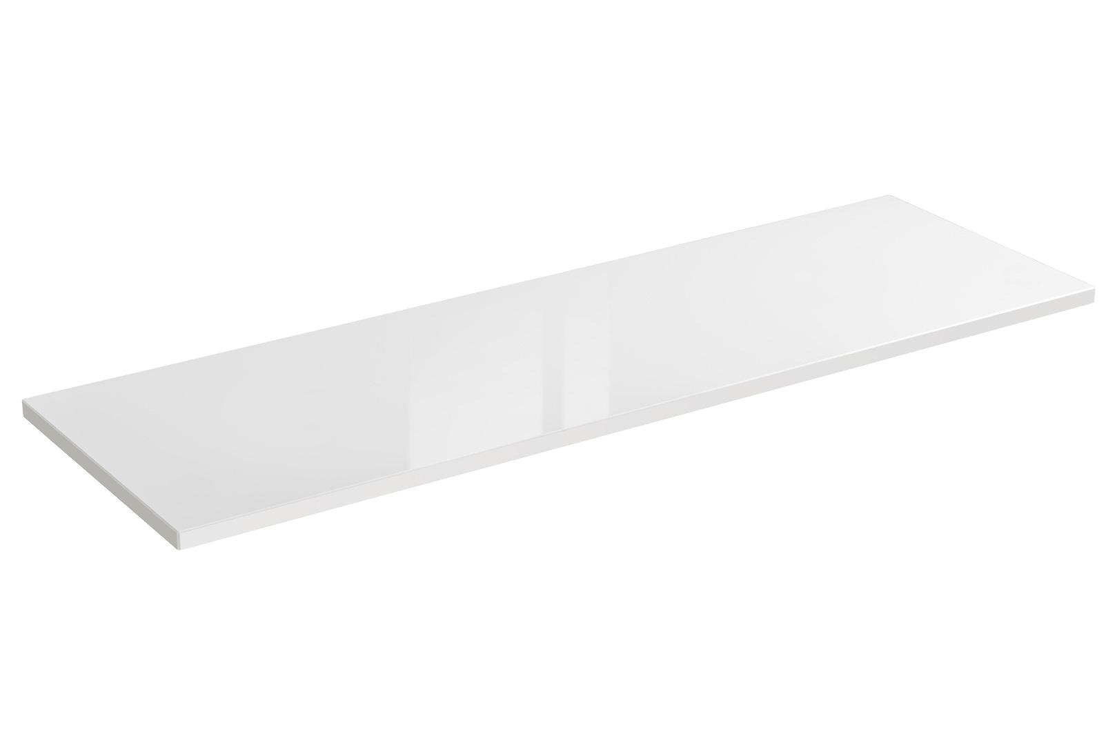 ArtCom Doska pod umývadlo Capri / biela Capri | biela: Doska pod umývadlo 893 - 140 cm