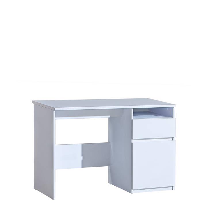 Dolmar Písací stolík Arca Ar7 Farba: Biela