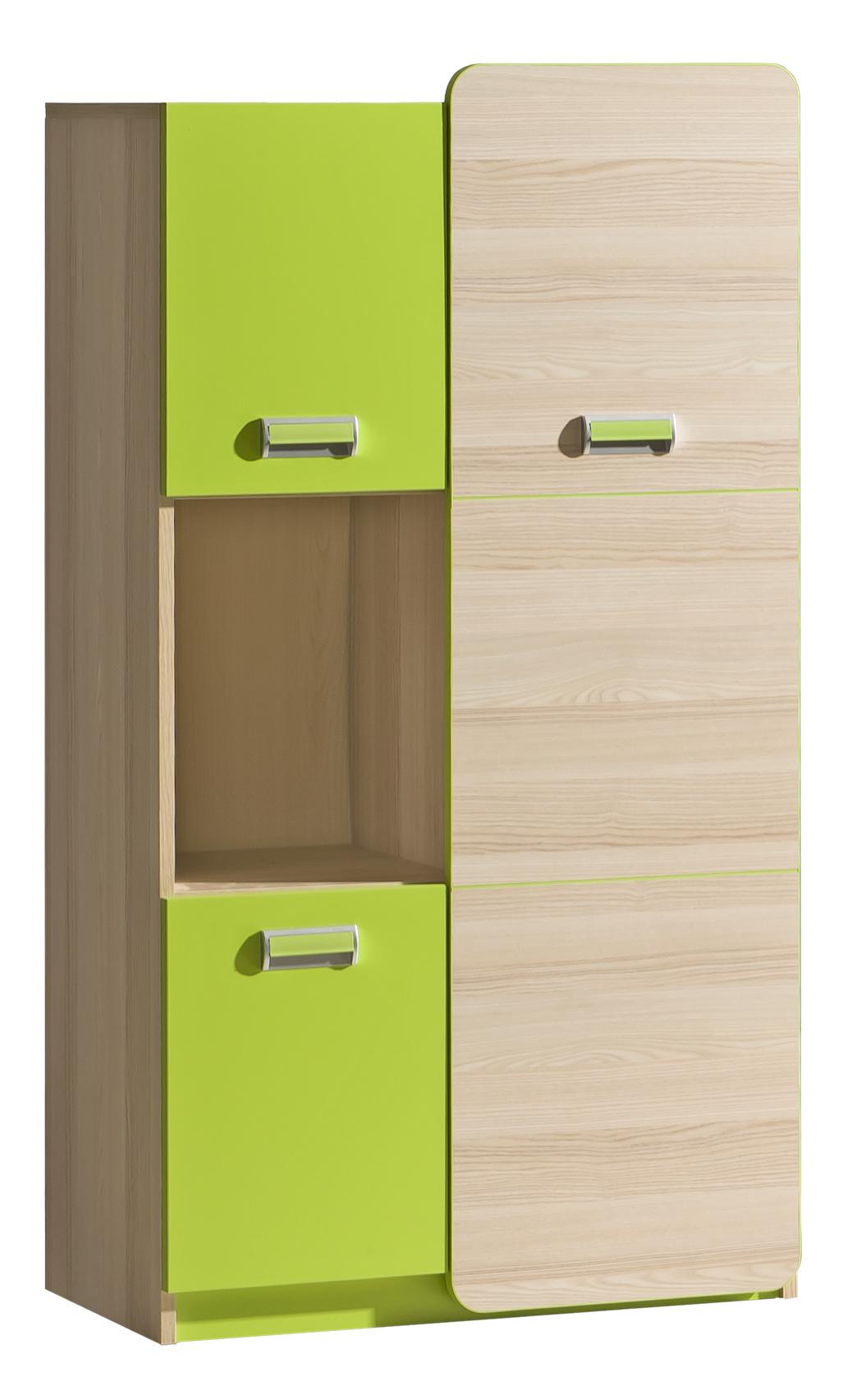 Dolmar Skrinka Lorento L5 Farba: Jaseň coimbra / zelená