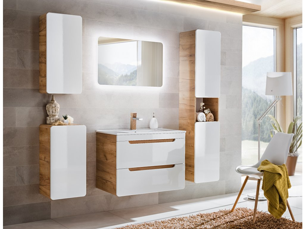ArtCom Kúpeľňový komplet ARUBA