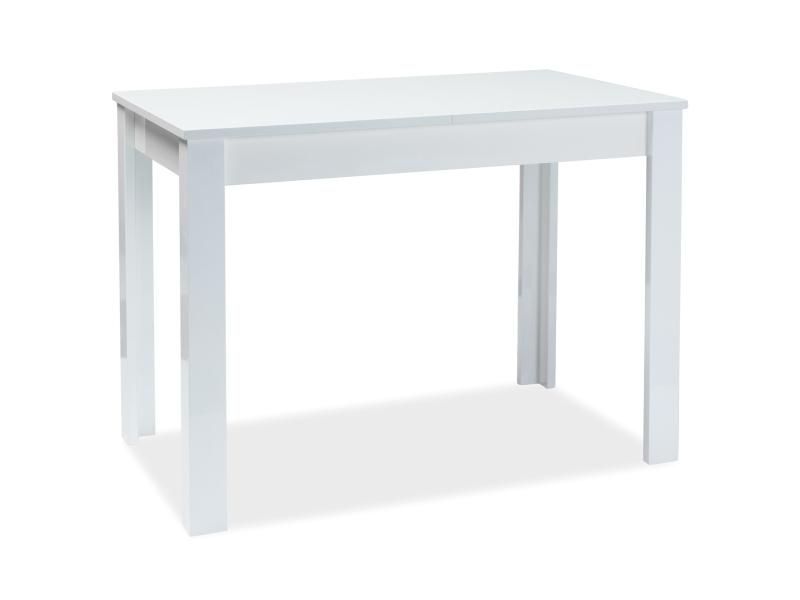 Signal Jedálenský stôl Albert Prevedenie: 100 x 60 cm
